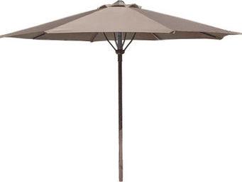 PROLOISIRS - parasol automatique spring 300cm taupe - Parasol