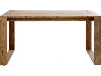 Kare Design - bureau en bois nature - Bureau