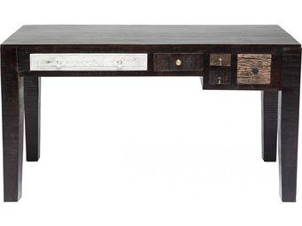 Kare Design - bureau en bois finca 135x60 cm - Bureau