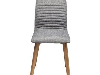 Kare Design - chaise lara grise - Chaise