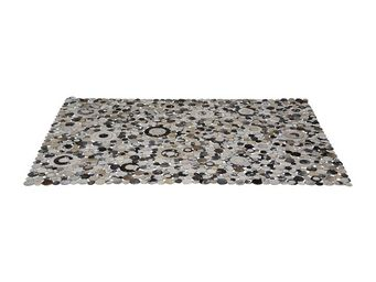 Kare Design - tapis carré circle shine 170x240 - Tapis Contemporain