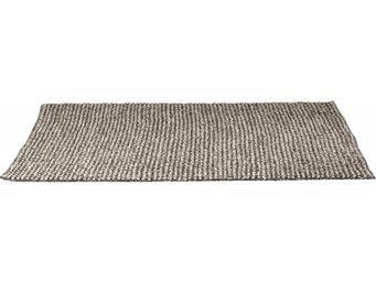 Kare Design - tapis en laine knot beige 170x240 - Tapis Contemporain