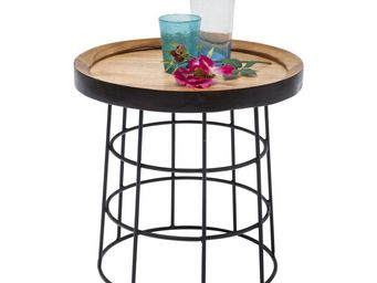 Kare Design - table d appoint country life 43 cm - Table D'appoint