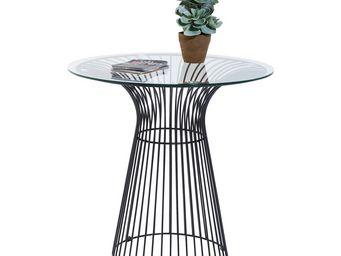 Kare Design - table d appoint champignon 55cm - Table D'appoint