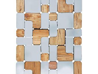 Kare Design - miroir patience 130x86 cm - Miroir