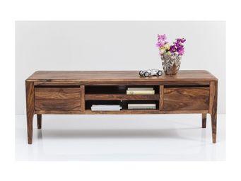 Kare Design - meuble tv brooklyn nature - Meuble Tv Hi Fi