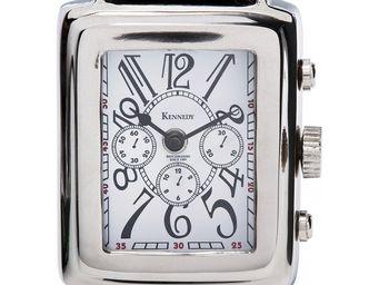 Kare Design - horloge de table bracelet square - Horloge � Poser