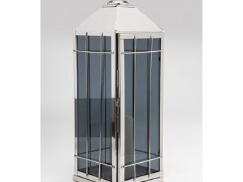 Kare Design - lanterne light house smoke - Lanterne D'intérieur