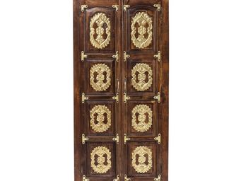 Kare Design - armoire gobi desert - Armoire À Portes Battantes