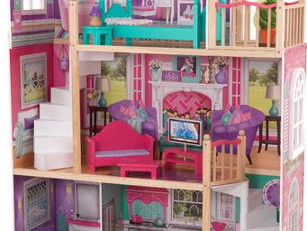 KidKraft - manoir pour poupée de 46cm - Maison De Poupée