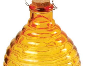Esschert Design - piège à guêpes coloré orange - Attrape Guêpes