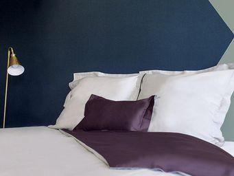 BAILET - taie déco - les essentiels - 30x50 cm - taupe & ca - Taie D'oreiller