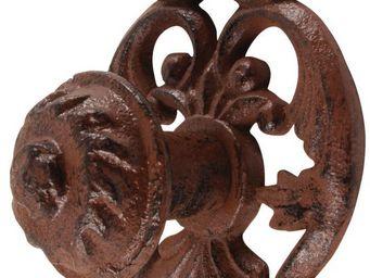 Esschert Design - bouton de porte en fonte - Bouton De Porte