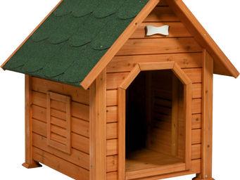 ZOLUX - niche chien en bois toundra medium - Niche