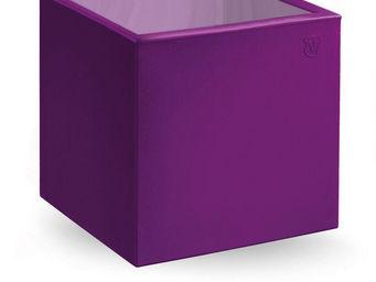 Lyxo by Veca - tavolino cubo - Table Basse De Jardin