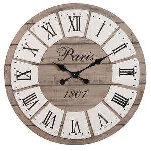 Maisons du monde - honoré - Horloge Murale
