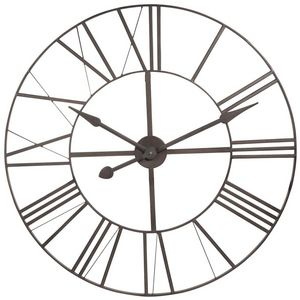 Maisons du monde - brady horloge - Horloge Murale