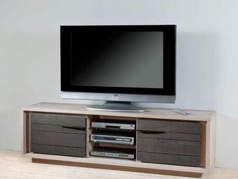 Ateliers De Langres - zen - Meuble Tv Hi Fi