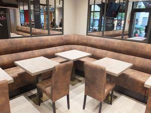 SKa France - boudin - Banquette De Restaurant