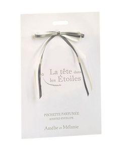 Amelie et Melanie - la tête dans les etoiles - Sachet Parfumé