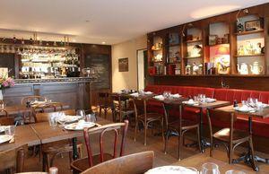 SKa France - tradition - Banquette De Restaurant