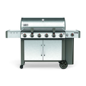 Weber -  - Barbecue Au Gaz
