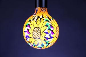 NEXEL EDITION - fleurie flower power - Ampoule Led À Filament