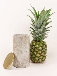 L'Indochineur Paris Hanoï - cylindrique - Boite Décorative