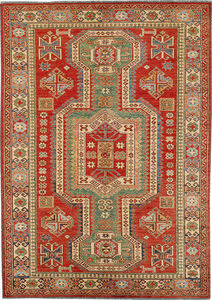 Abc - ozbeh ghazny - Tapis Traditionnel