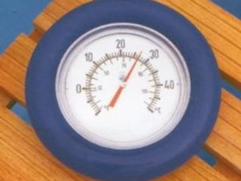 Artpiscine - bouée - Thermomètre De Piscine