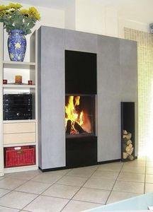 Bodart & Gonay - phenix  650 - Chemin�e � Foyer Ferm�