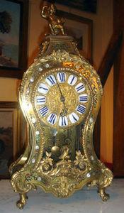 Grand Papa Antiquites -  - Pendule Cartel