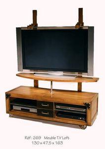 BATEL - loft - Meuble Tv Hi Fi