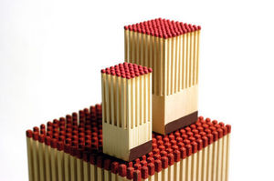 Design Pyrenees Editions - bloc-allumettes - Boite D'allumettes
