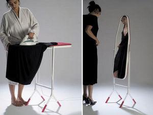 AC-AL - madame est servie - Table À Repasser