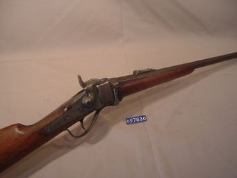 LE HUssARD - sharps mle 1874 commercial carbine - Carabine Et Fusil
