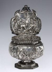 Dario Ghio Antiquites -  - Bénitier