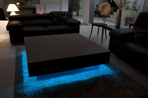 DECOLUPO - colibri - Table Basse Lumineuse