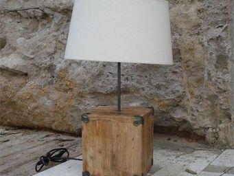 Eco-sensible lifestyle -  - Lampe À Poser