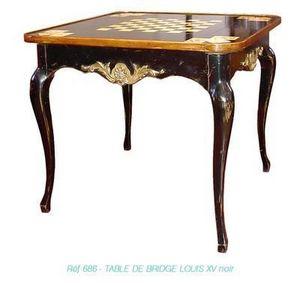 Moissonnier - 686 - Table De Jeux