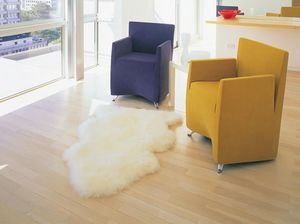 Gl Bowron Sheepskin Uk - natural longwool - Peau De Mouton