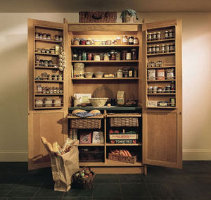 Newcastle Furniture Company -  - Armoire De Cuisine