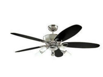 LA BOUTIQUE DE L'AIR - ventilateur de plafond 132cm arius - Ventilateur De Plafond