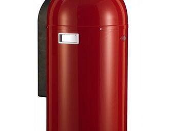 Wesco - imaster 33l rouge - Poubelle De Cuisine