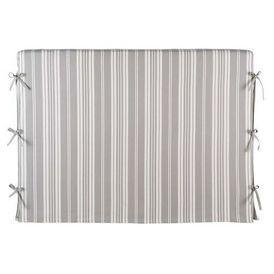 Housse tête de lit rayée 160 cm Dream  Tête de lit
