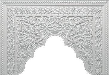 b700 fronton blanc staff staff decor decofinder. Black Bedroom Furniture Sets. Home Design Ideas