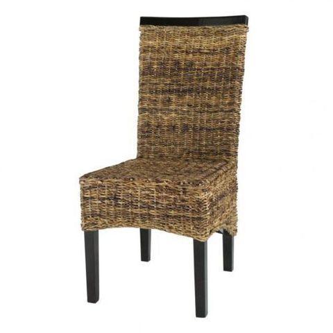 Chaise bengali chaise maisons du monde decofinder - Ventes privees maison du monde ...