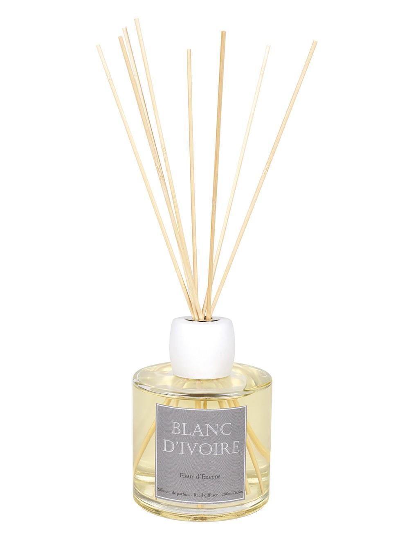 Ambre des touaregs diffuseur de parfum par capillarit - Petit blanc d ivoire ...