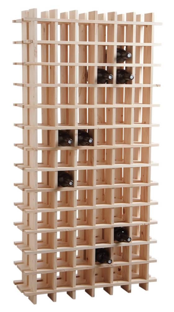 Perfect casier bouteille polystyrene leroy merlin lyon for Range buche interieur leroy merlin