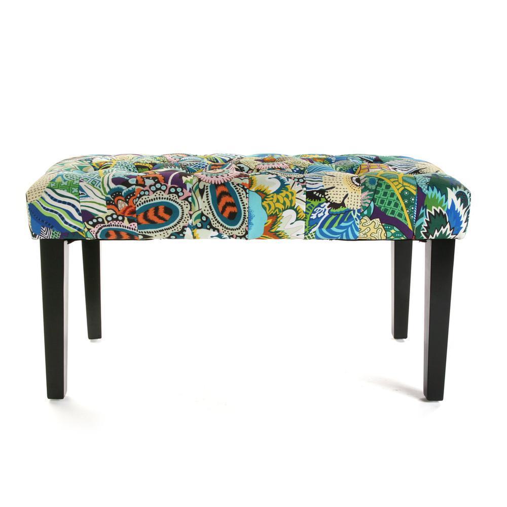 tabouret bout de lit tyropical banquette versa. Black Bedroom Furniture Sets. Home Design Ideas